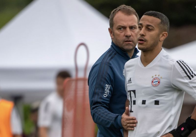 Man Utd potentially ruled out of race for Thiago because of wage demands