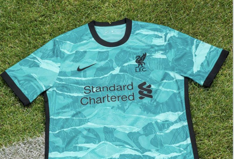 Nike explain Liverpool's controversial new away kit, announced today, which is flying off the shelf