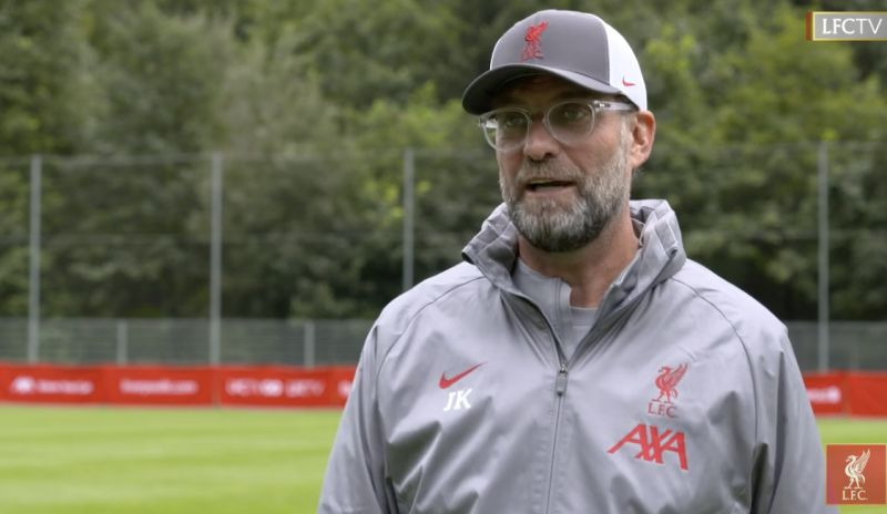 Jurgen Klopp might consider Germany job one day – but not in unison with his Liverpool one