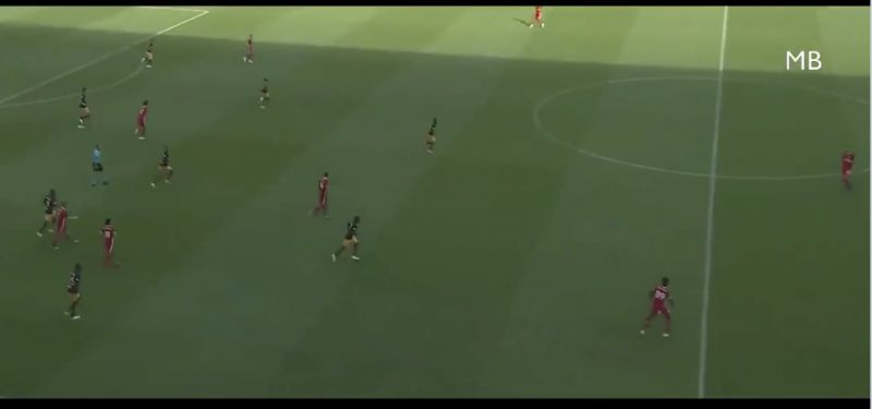 (Video) Koumetio highlights v Rb Salzburg: Headers, crisp passes and more from Liverpool's 17-year-old CB