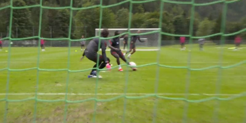 (Video) Mane emulates Bayern goal by sending Alisson the same way he did Neuer