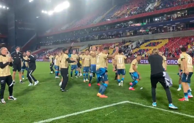 (Video) Dejan Lovren wins first trophy with Zenit in debut for the Russian outfit
