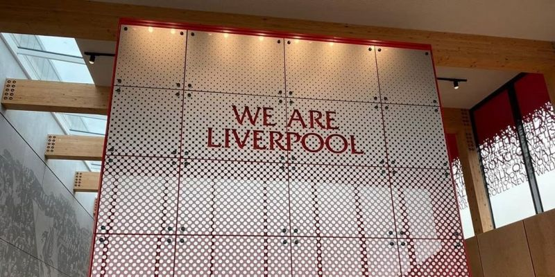 (Video) Sneak peek inside Liverpool's brilliant new training facility in Kirkby