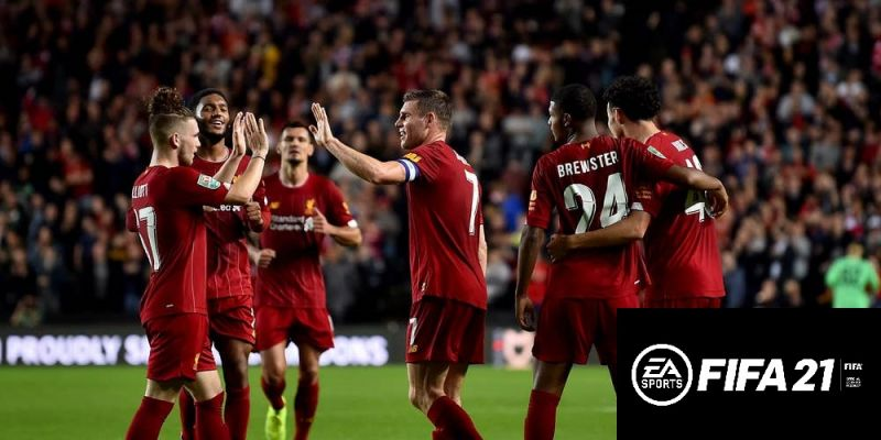 Liverpool youngsters in line for a boost in FIFA 21, including Jones, Williams, Elliott & Brewster