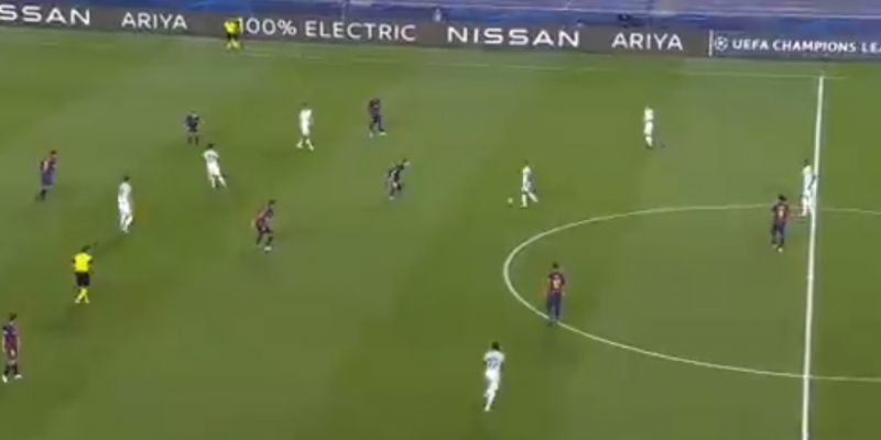 (Videos) Thiago's best bits from 8-2 win over Barca shows LFC what they're missing