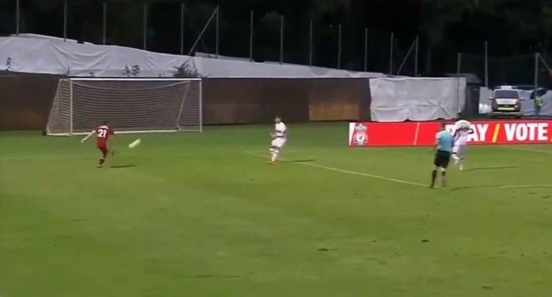 (Video) Tsimikas' highlights from Stuttgart show LFC have another top-class left-back