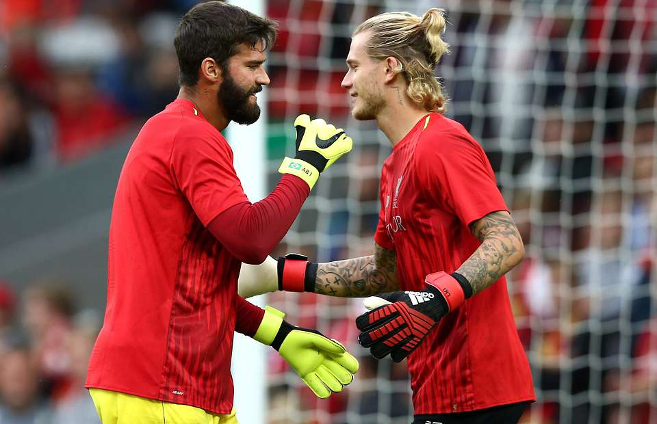 (Video) Alisson nearly did a Karius v Blackpool – but got away with it…