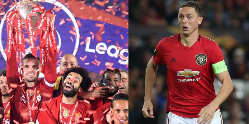 Nemanja Matic claims Man Utd 'allowed Liverpool to win' the Premier League