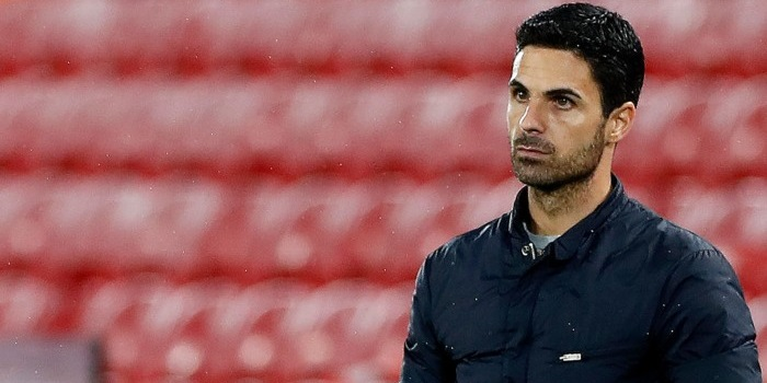 Arsenal boss Arteta says Liverpool set the bar in the Premier League 'many years' ago