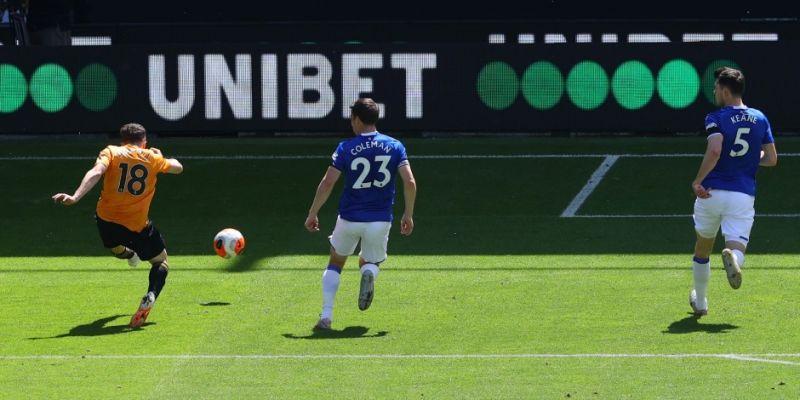 (Video) All 16 goals Jota scored for Wolves last season, including belter v. Everton