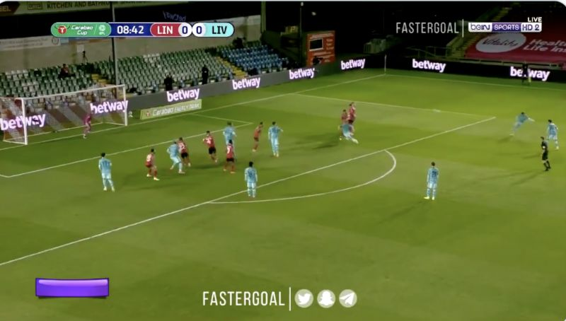 (Video) Shaqiri scores absolute worldy freekick on first start in seemingly forever