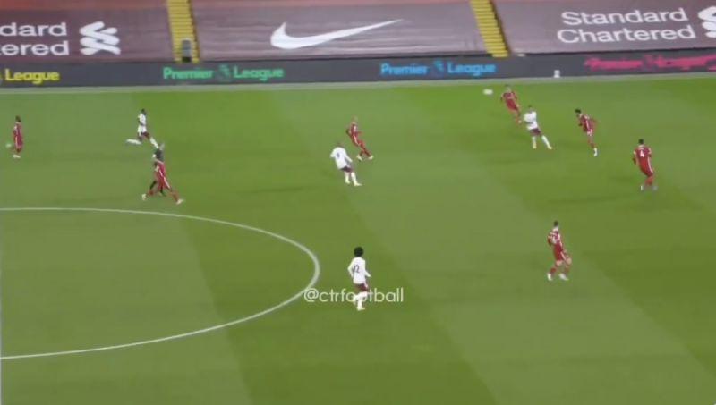 (Video) Joe Gomez's world-class performance v Arsenal: Dribbles, blocks and sweet passes