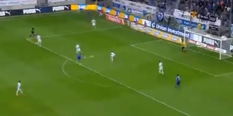 (Video) Unreal finish: Bundesliga account shares glorious Firmino goal from 2014