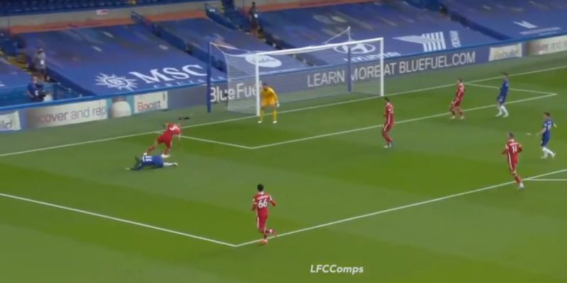 (Video) 90 seconds of Fabinho brilliance from 2-0 win at Stamford Bridge