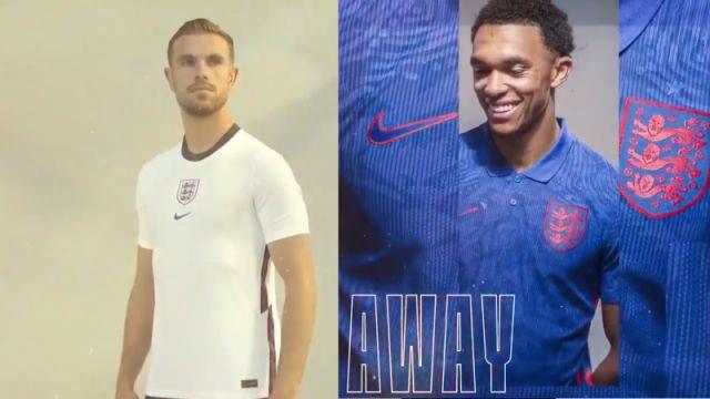 (Video) Trent, Hendo & Gomez Star As New Nike X England