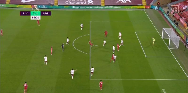 (Video) New angles of Jota's goal shows an expert finish by LFC star at the Kop end