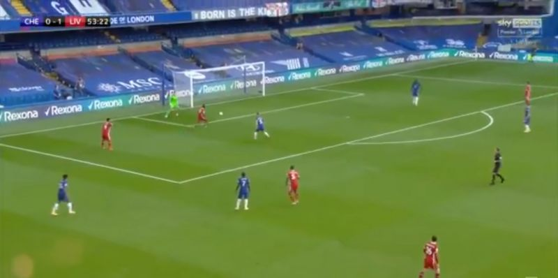 (Video) Mane pounces on Kepa mistake to bag brace for Liverpool v. Chelsea