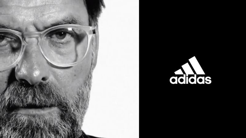 "(Video) ""Together, we can do more"" – Adidas announce Klopp deal with intriguing message"