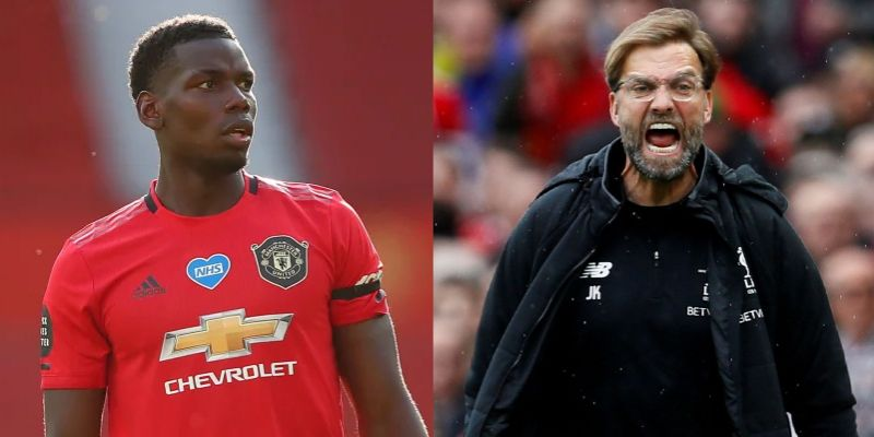 Jurgen Klopp wouldn't 'put up' with Paul Pogba, according to former Liverpool midfielder