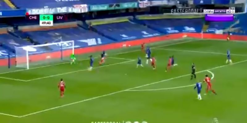 (Video) Thiago pulls the strings in midfield as Mane bags opener v. Chelsea