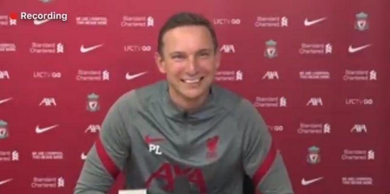 "(Video) Liverpool ""deserves"" world-class players like Thiago, says Lijnders"