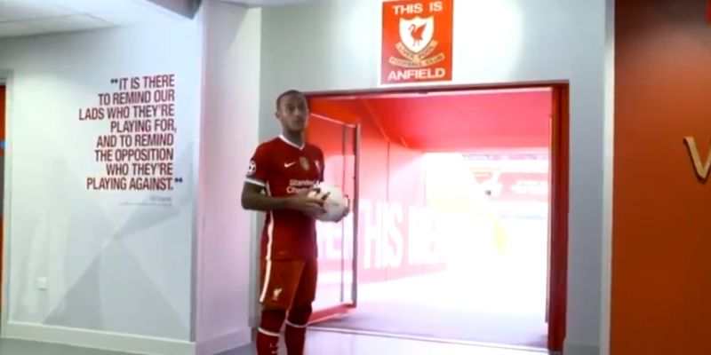 Henderson reveals how the Liverpool dressing room reacted to Thiago signing