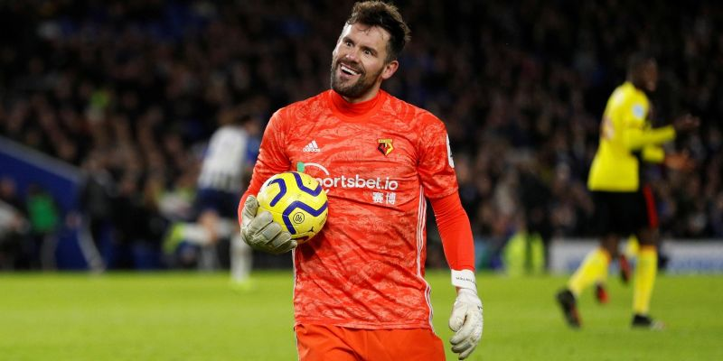 (Video) Wow: Mo Salah is a 'penalty merchant' claims relegated Premier League keeper