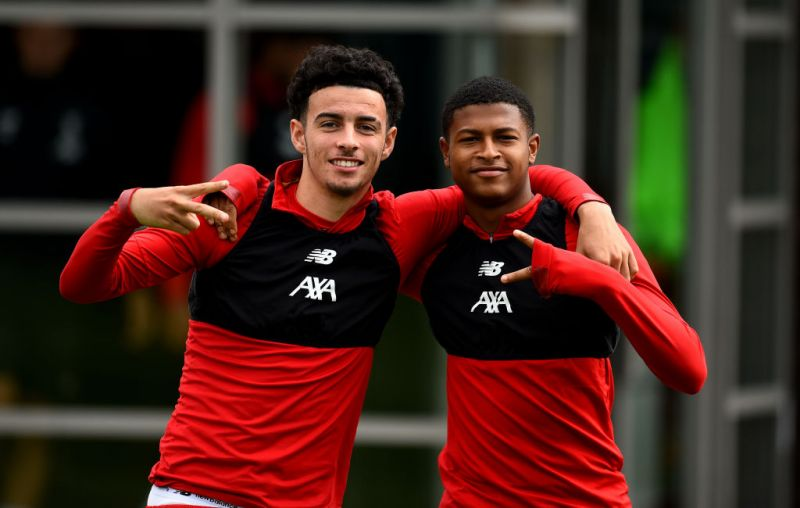 Klopp explains difference between Brewster and Curtis Jones after £23.5m Rhian Sale