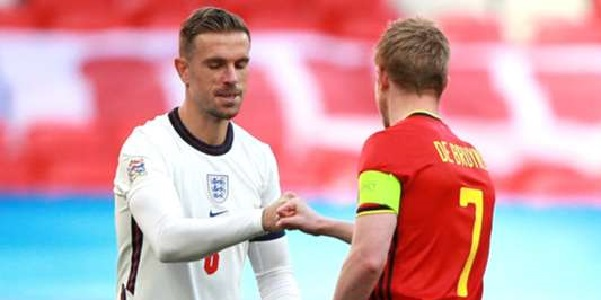 Liverpool handed huge fitness boost as Henderson marks comeback with solid England performance