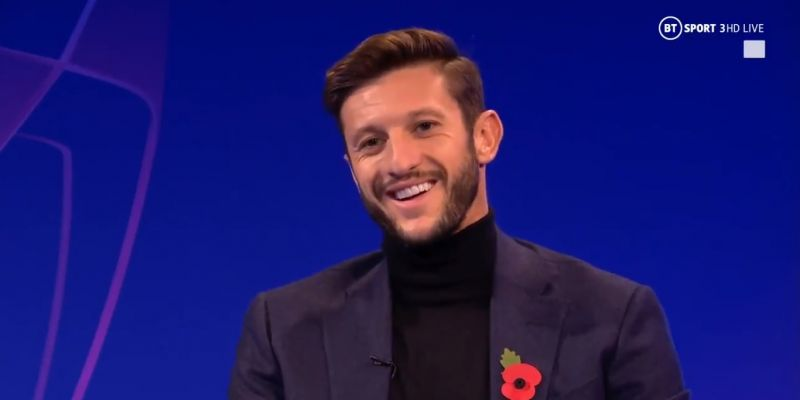 """(Video) """"You get chucked out…"""" Lallana reveals he was quickly removed from LFC's WhatsApp group chat"""