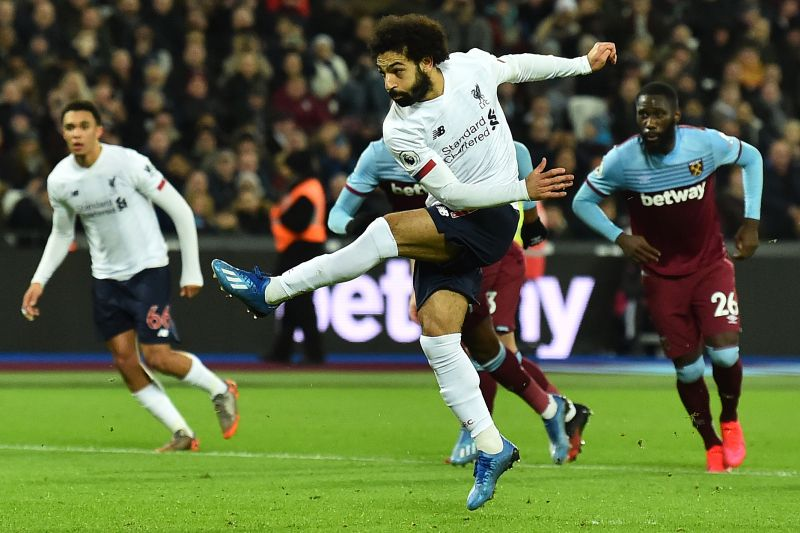 The punishment for the racist West Ham fan who abused Mo Salah has been announced