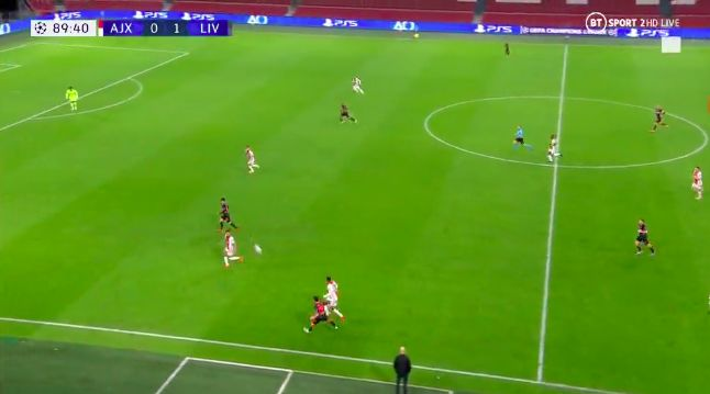 (Video) Diogo Jota with sumptuous, creative pass in tasty cameo v Ajax