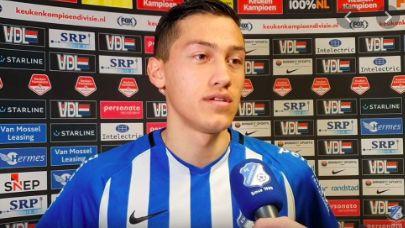 'I dream of Liverpool,' says Dutch midfielder