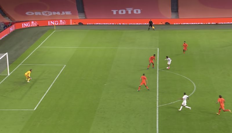 (Video) Van Dijk and Wijnaldum return to action for Netherlands, but it doesn't go to plan v Mexico…