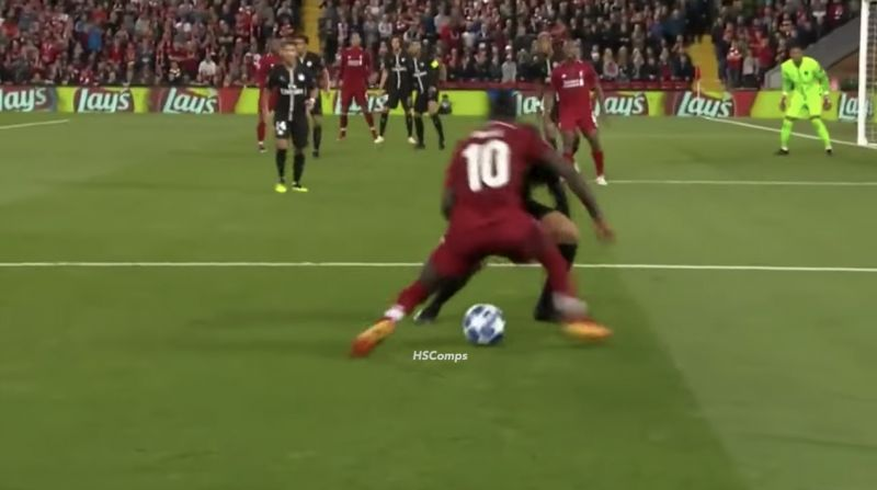 (Video) Hundreds of times Sadio Mane skinned the defender alive: Outrageous dribbling/skill compilation