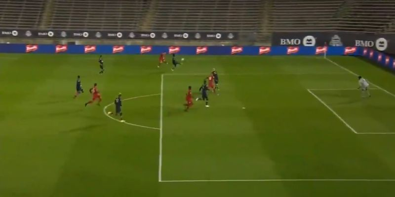 (Video) Young LFC full-back provides Robbo-esque assist for goal while on loan in MLS