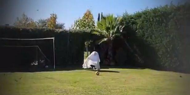 (Video) Luis Garcia drops minute-long Halloween skit reminding Chelsea fans of his ghost goal