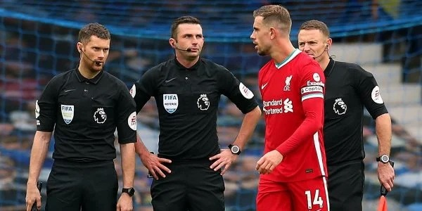 Liverpool ask Premier League to review use of VAR in Merseyside Derby – report