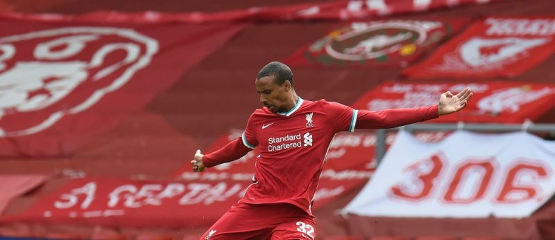 Liverpool star draws comparisons to Sami Hyypia