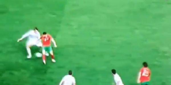 (Video) LFC star Diogo Jota destroys Spain defender with filthy skill move & nutmeg