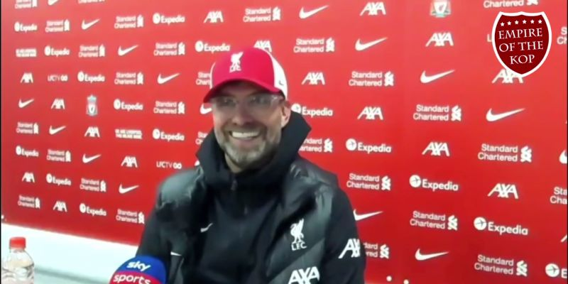 """(Video) """"The story…makes it even more incredible"""" – Klopp lauds Phillips after MOTM PL debut"""