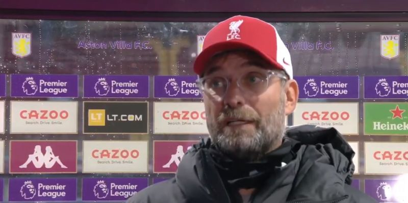 "(Video) Liverpool ""did all the things you should not do"" in 7-2 defeat – Klopp"