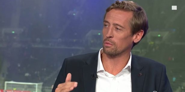 Crouch believes shining Liverpool star is good enough to break up world-class trio