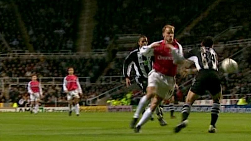 (Video) WOW: Diogo Jota almost scored a BETTER version of Bergkamp's famous Newcastle goal for Portugal