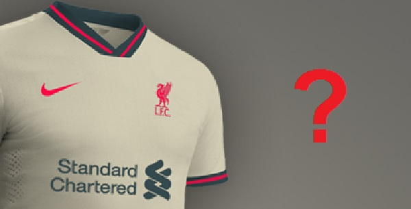 (Image) Details of LFC Nike kit for 21/22 have leaked and it's going to be a throwback