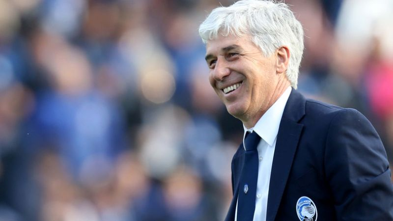 Delighted Gasperini says beating Liverpool is Atalanta's 'biggest ever victory'