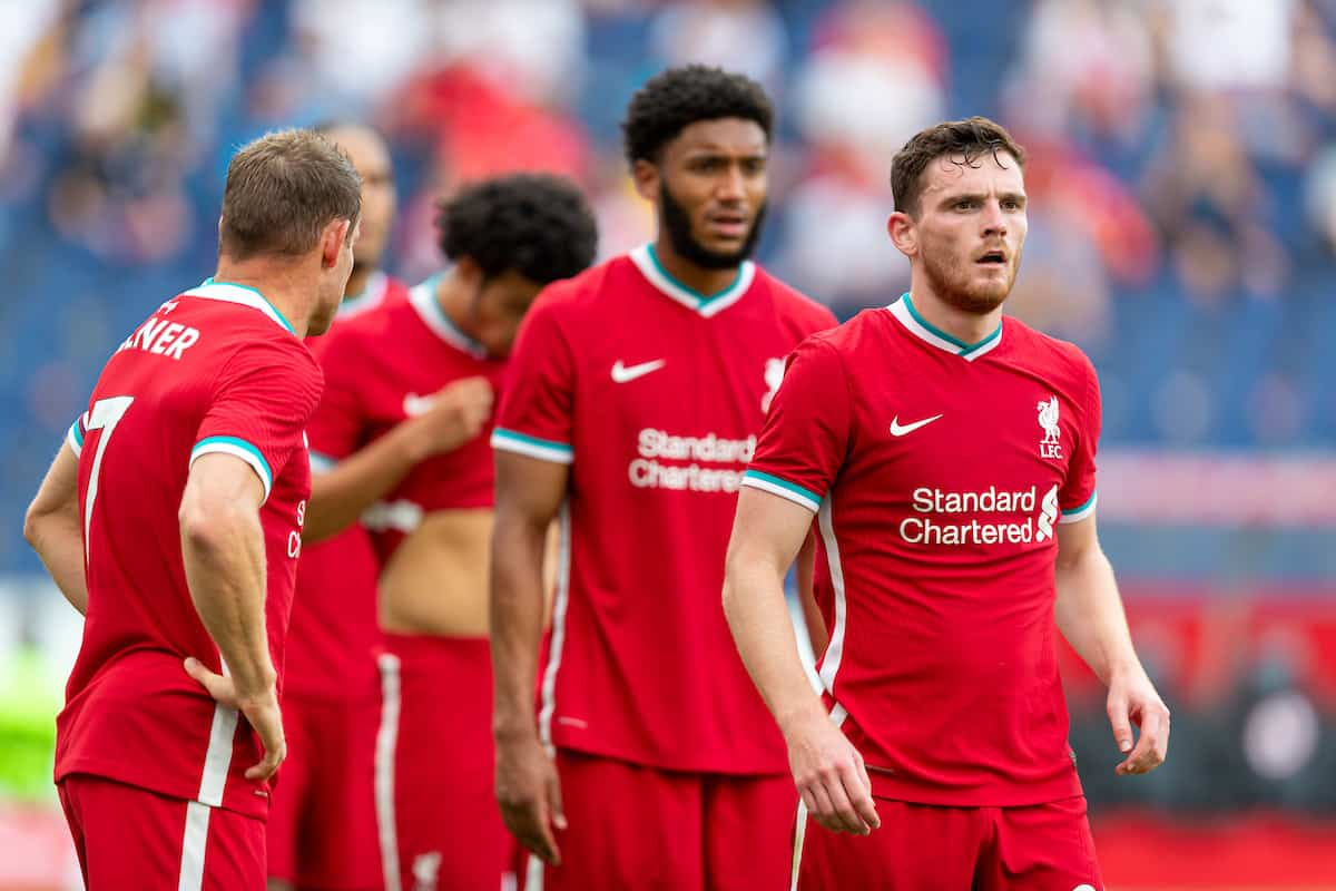 """My family has fallen in love with this club"": Liverpool star planning long-term stay at Anfield"