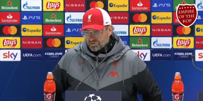 (Video) Klopp shows class after Liverpool win 5-0; labels Atalanta a top side & refuses to gloat