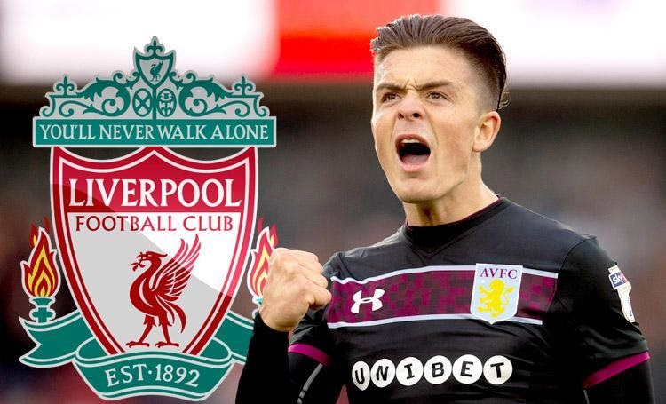 Liverpool fans uncover old Jack Grealish tweets: 'What I'd do for Gerrard to score'; 'Come on the Reds!'