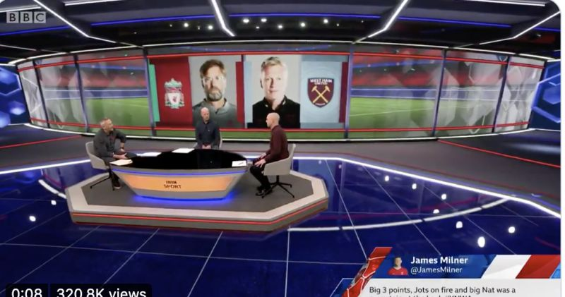 MOTD controversy as LFC fans point out pundit hypocrisy and Gary Lineker hits back